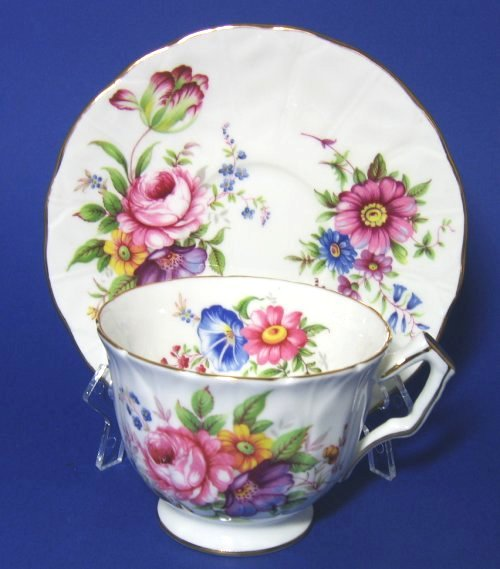 Vintage Aynsley Bone China Tea Cuop and Saucer