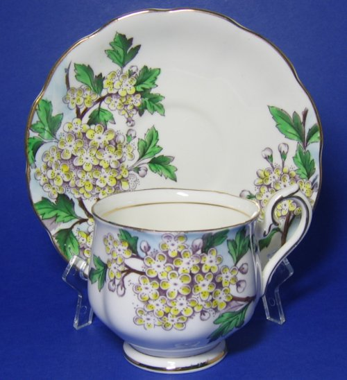 Royal Albert Hawthorn Tea Cup #5