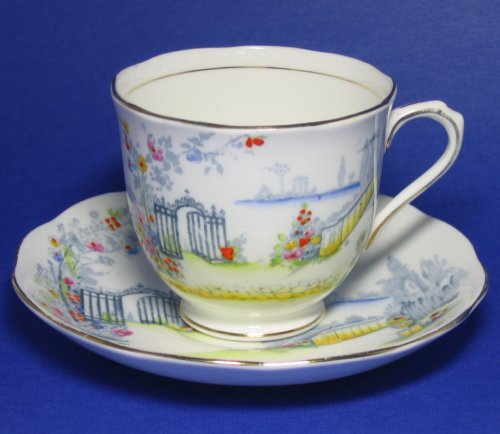 Royal Albert Rosedale Tea Cup and Saucer