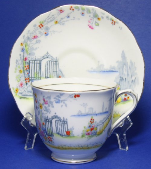 Vintage Rosedale Teacup Royal Albert