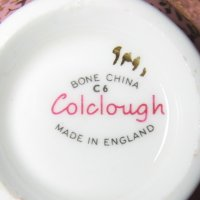 Colclough Backstamp Made in England Bone China