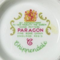 Paragon Chippendale Backstamp Fine Bone China