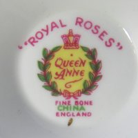 Queen Anne Royal Roses