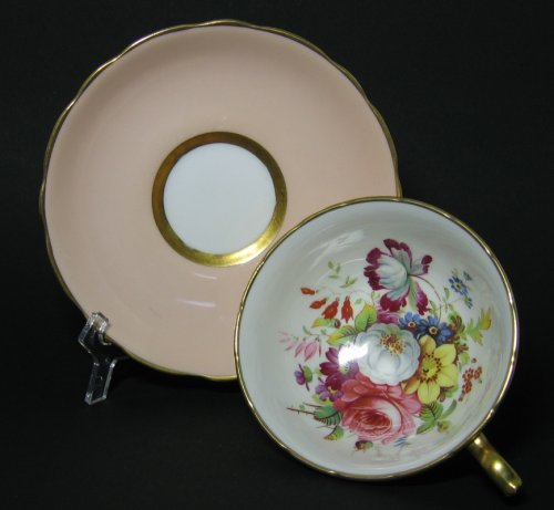 Hammersley Roses Tea Cup Square Rim at Classy Option - Vintage Roses ...