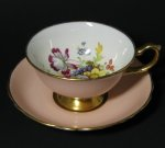 Hammersley Signed Howard Teacup and Saucer