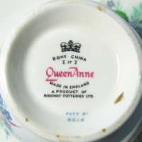Bone China Queen Anne Made in England