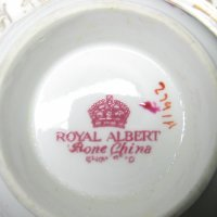 Royal Albert Bone China Backstamp