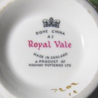 Royal Vale Made in England
