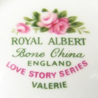 Royal Albert Bone China England Valerie
