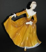 Royal Doulton Kirsty Figurine
