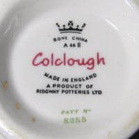 Colclough Bone China Made in England