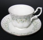 Royal Kent Lily of the Valley Teacup