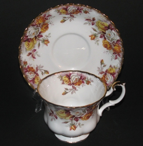 Royal Albert Lenora Teacup At Classy Option Vintage