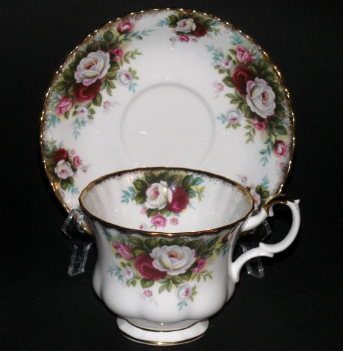 Royal Albert Celebration Teacup and Saucer