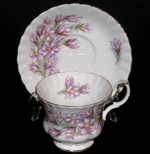 Royal Albert Prairie Crocus Teacup