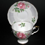 Grosvenor Birthday Rose Teacup