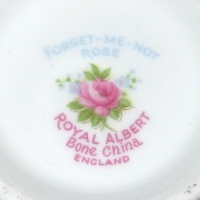 Forget Me Not Royal Albert