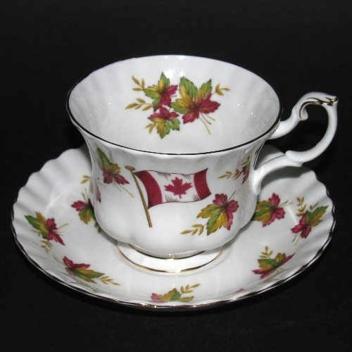 Royal Albert Canada China Set