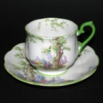 Greenwood Tree Teacup