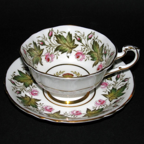 Paragon Princess Elizabeth Tea Cup and Saucer