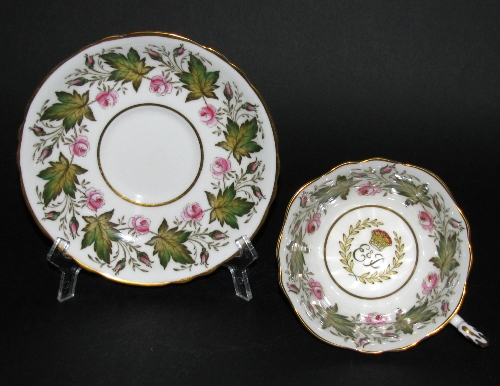 Historic Paragon Princess Elizabeth Teacup