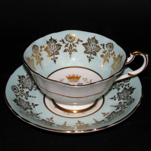 rincess Margaret Paragon Tea Cup and Saucer