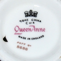 Queen Anne Made in England
