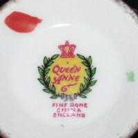 Queen Anne Bone China