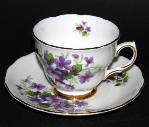Colclough China Teacup