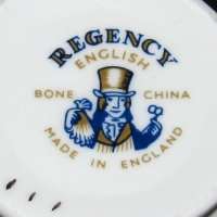 Regency English Bone China