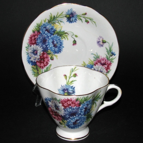 Windsor Harvest Glory Teacup and Saucer
