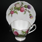 Queen Anne Dundee Teacup