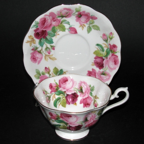 Royal Albert Princess Anne Teacup and Saucer