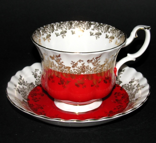 Regal Teacup