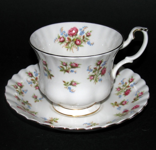 Royal Albert Winsome Teacup and Saucer