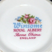 Winsome Royal Albert