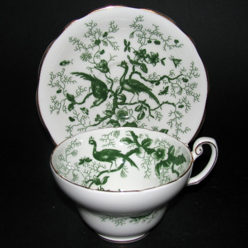 Coalport Cairo Pattern Teacup and Saucer