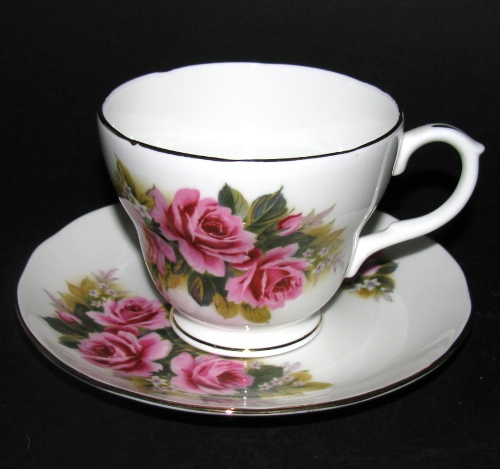 Rose Duchess Teacup