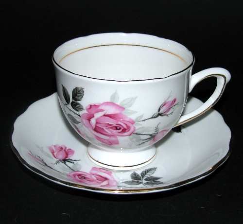 Colclough Teacups