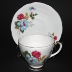 Colorful Delphine Teacup