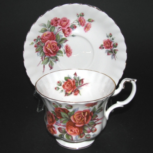 Royal Albert Centennial Rose Teacup