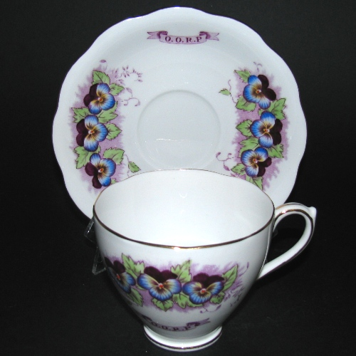 Royal Standard OORP Teacup