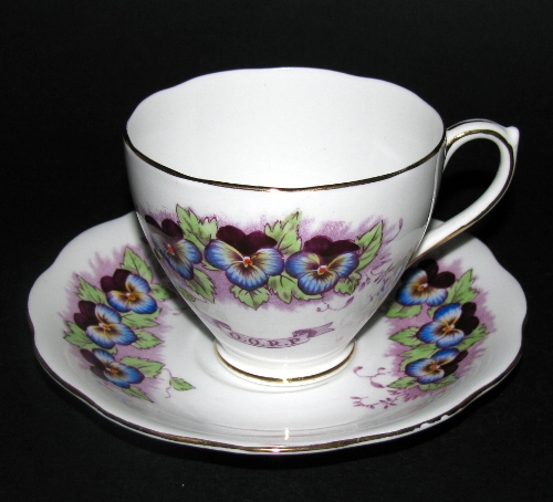 Order of the Royal Purple Teacup