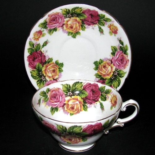 Stanley Lush Roses Teacup