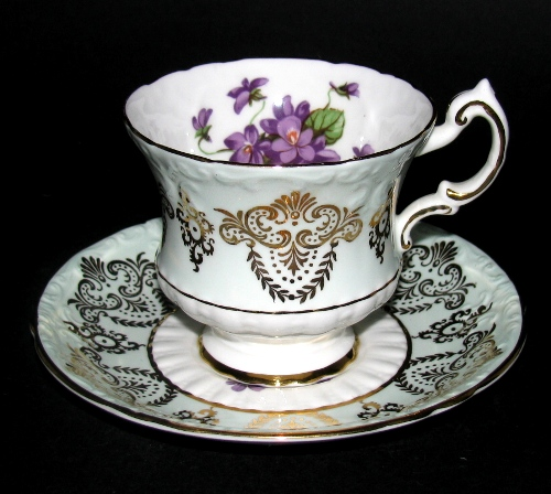 Gold Gilt Teacup