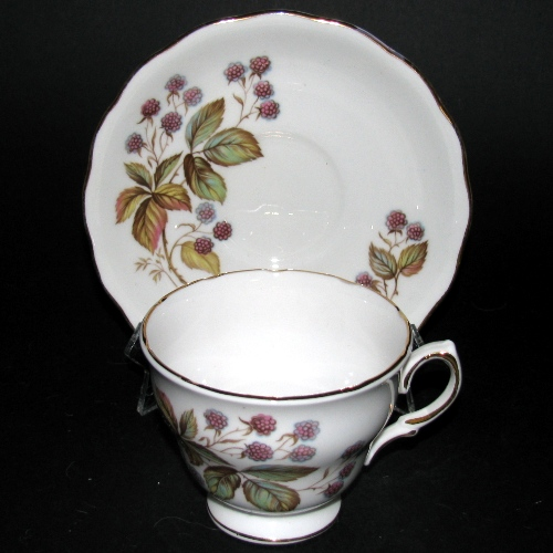 Royal Vale Fall Berries Teacup