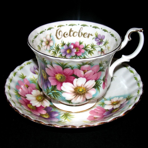 Royal Albert Cosmos Teacup