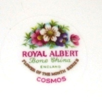 Royal Albert October