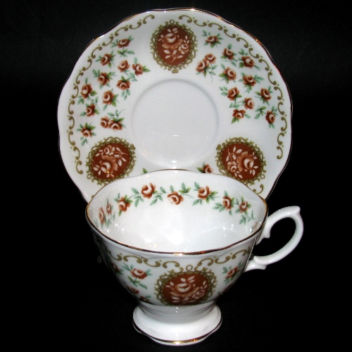 Royal Albert Heirloom Teacup