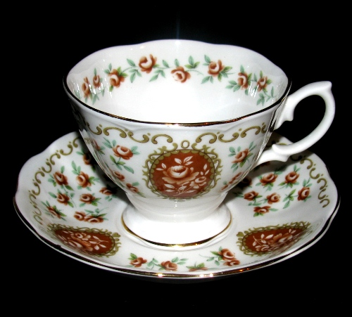Heirloom Teacup